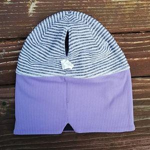 lululemon athletica Accessories - Lululemon Hat- Reversible With Ponytail Hole